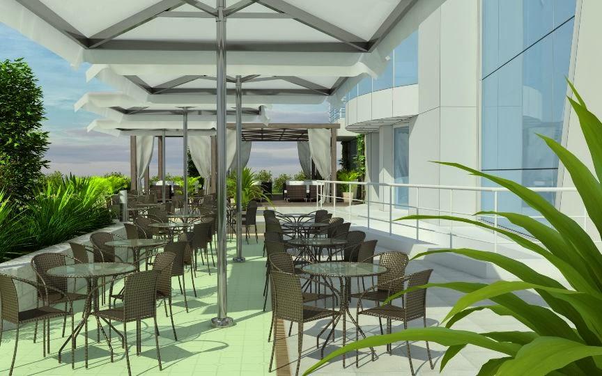 Bar garden 3D - 4
