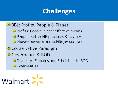 walmart ethics essay Read this essay on walmart ethics for example, maura sprenger, human resources director at techno inc, a fast growing information technology company.