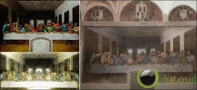 "Ramalan Kiamat di Balik ""The Last Supper""?"