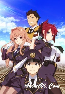 Rail Wars  -  Anime Season