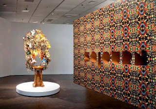 Denver Art Museum, Nick Cave, sojourn, Chicago