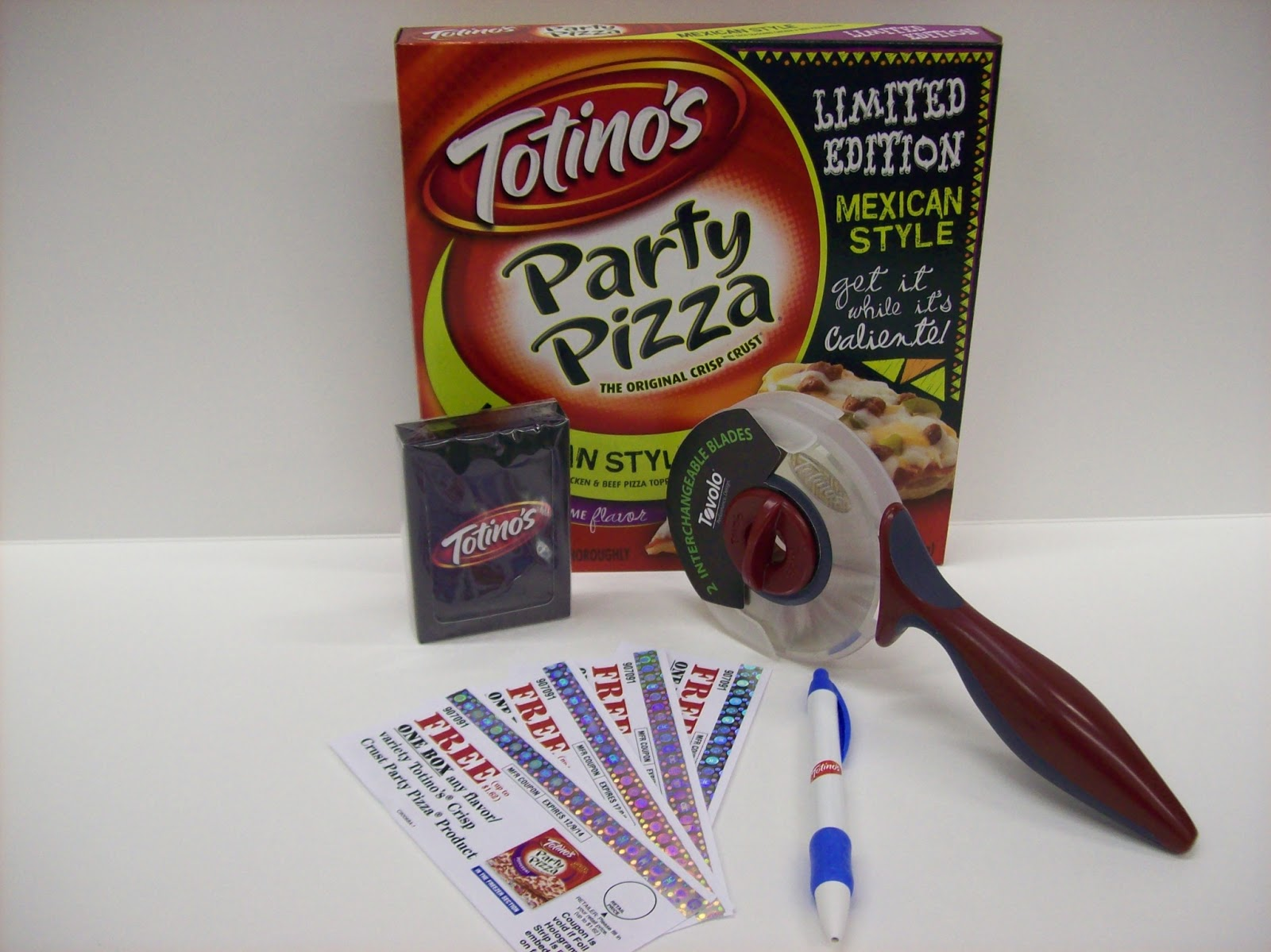 Totino's giveaway