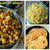 Diwali Snacks - 5 Simple and crunchy Snacks within 30 minutes
