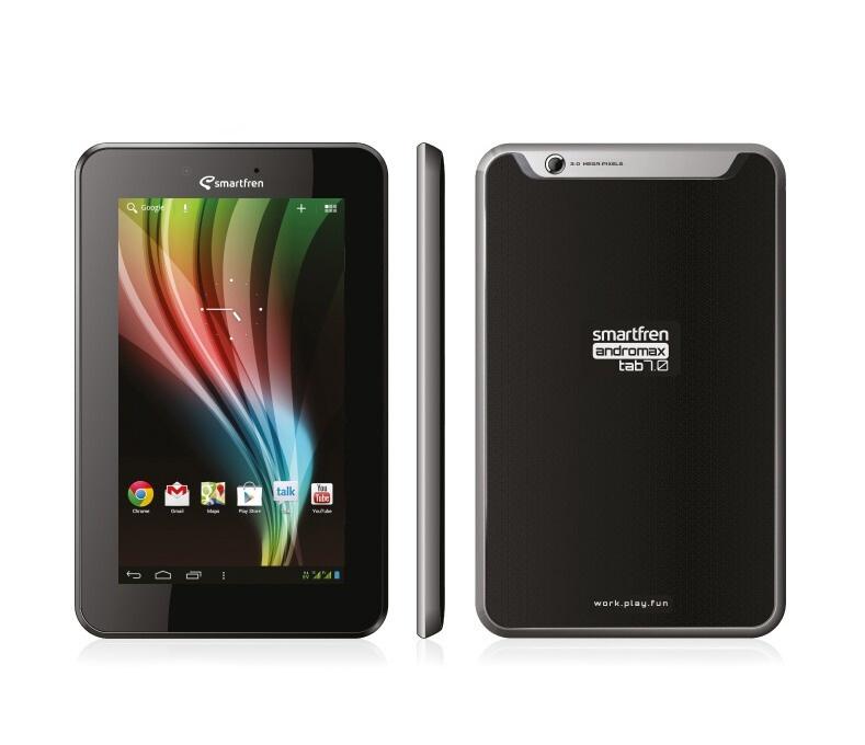 Smartfren New Andromax Tab 7, Tablet Murah yang Bertenaga