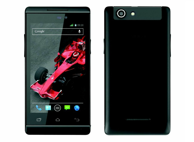 Techinfo: Latest entry in the entry level android phones: XOLO A 500 S
