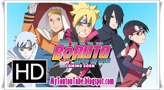 Filem Boruto : Naruto The Movie (2015) - Full Movie