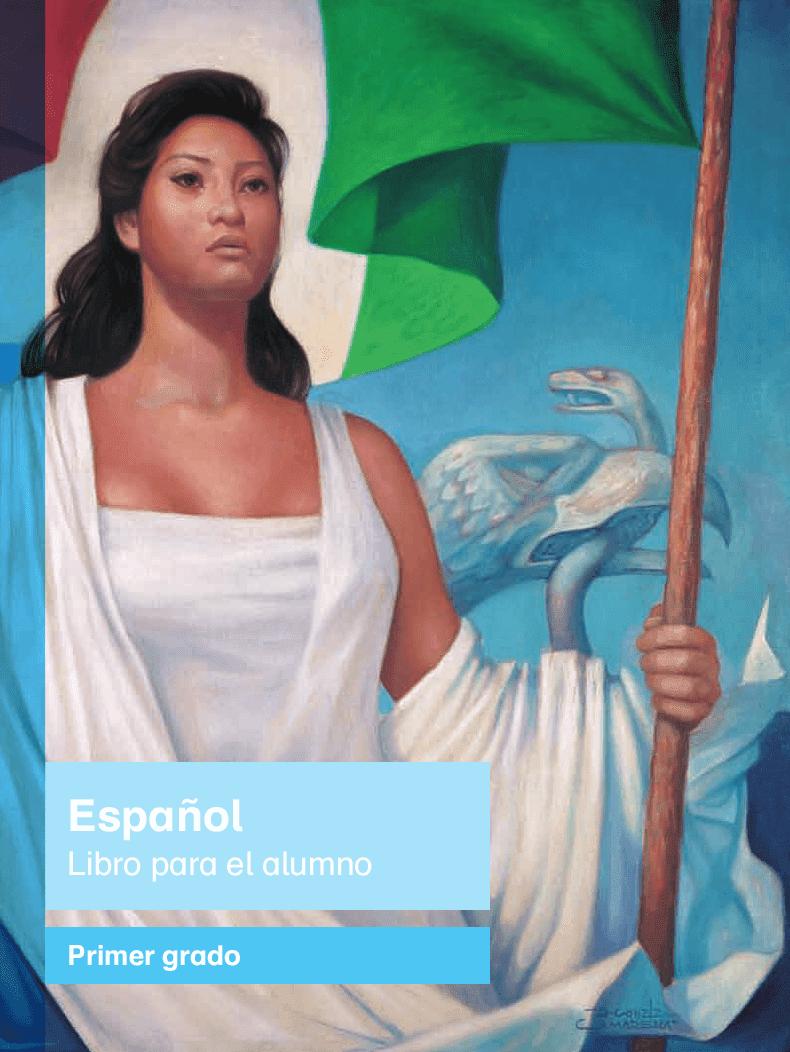 Libro de Texto Español 1er 2015-2016 - Por Bloques