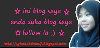 Syima Abd Raaif dot Blogspot dot Com