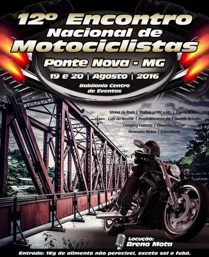 Ponte Nova-MG (19 e 20 de Agosto)