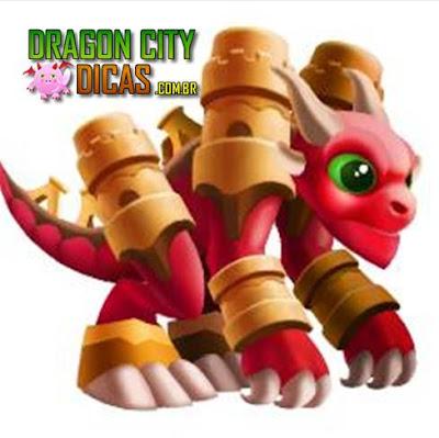 Dragão Semideus