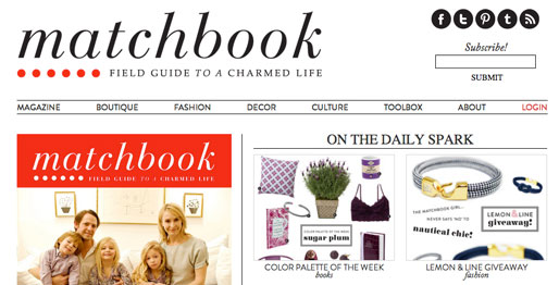 a style of your own blog, girl crush, matchbook magazine, jane lily warren, katie armour