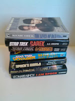 Picture of Star Trek series books