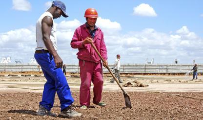 Moçambique: ALDEIA OLÍMPICA VAI AUMENTAR DISCREPÂNCIAS SOCIAIS EM MAPUTO