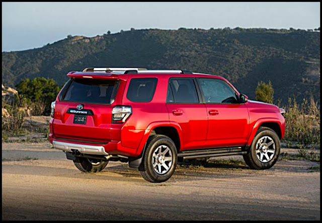 2016 Toyota 4Runner Limited Specs UK Stockists