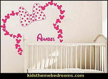 decorating theme bedrooms maries manor minnie mouse. Black Bedroom Furniture Sets. Home Design Ideas