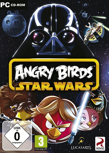 Angry Birds Star Wars 2012