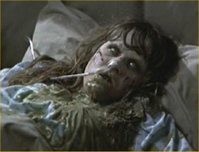 chica del exorcista