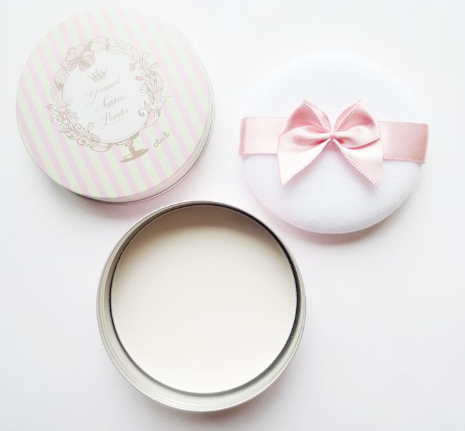 bonjourhk club cosmetice skincare powder rose