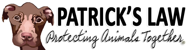 Patrick's Law - Protecting Animals Together®