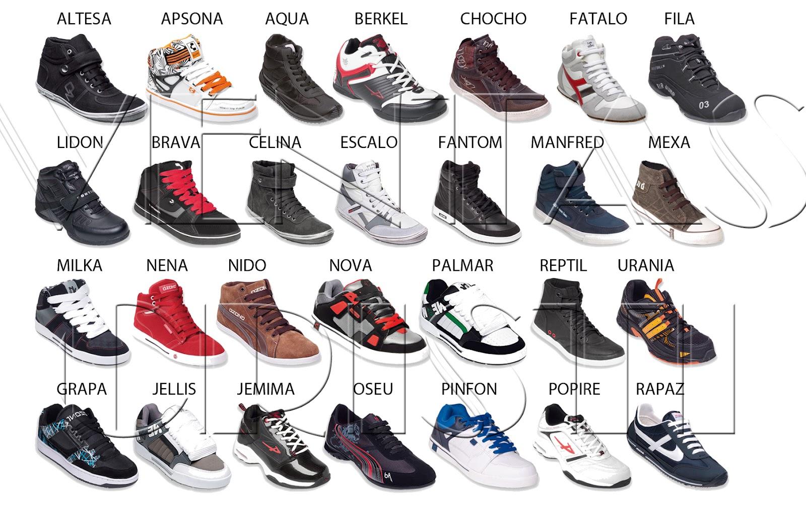 Venta de calzado de marca a mayoreo calzado deportivo for Calzado de seguridad deportivo