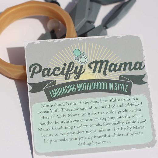 Pacify Mama #Pacifymama