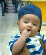 my little boy ..