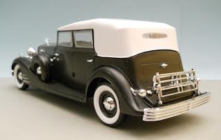 modelismo de automóviles clásicos