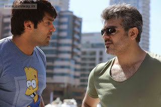 Ajith, Arya in Aarambam
