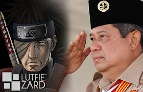 Hokage keenam,Presiden Keenam RI,SBY