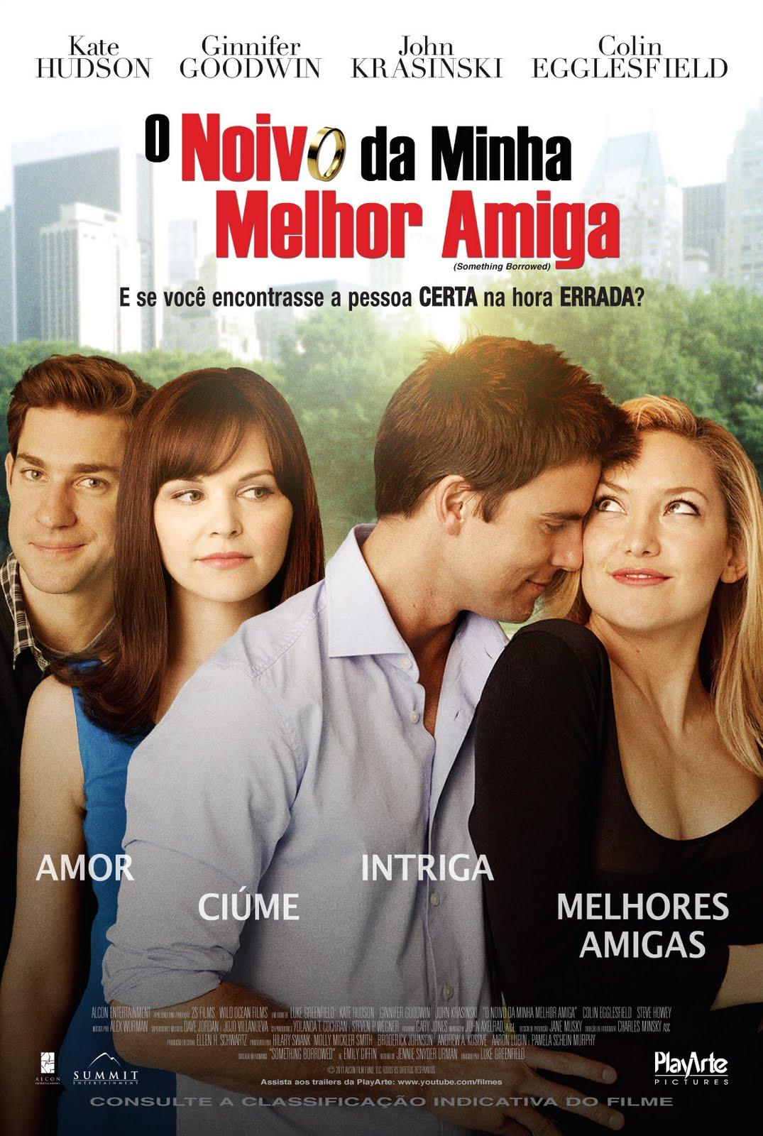 O Noivo da Minha Melhor Amiga – Legendado (2011)