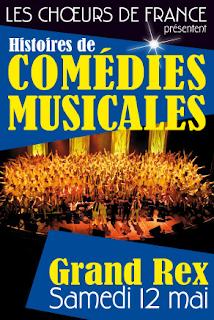 Histoires de comédies musicales (Grand Rex)
