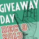 Giveaway Day Dec 9