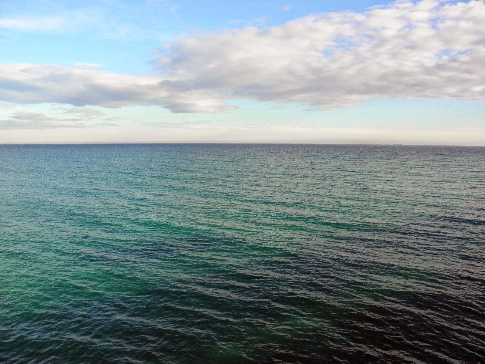 El mar es lo que tiene...