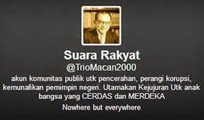 Akhirnya Pemilik Akun Twitter @triomacan2000 Ditangkap Polisi
