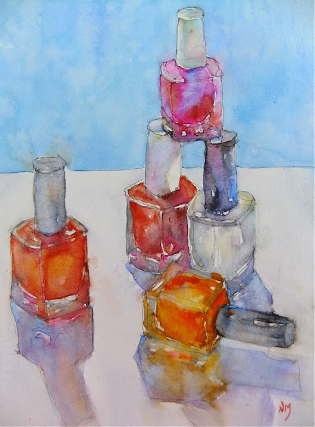 nora macphail - artist polish