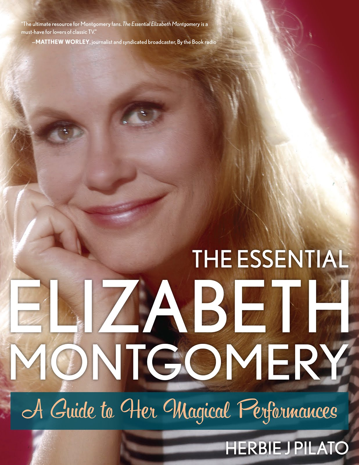 One FREE COPY of The Essential Elizabeth Montgomery...