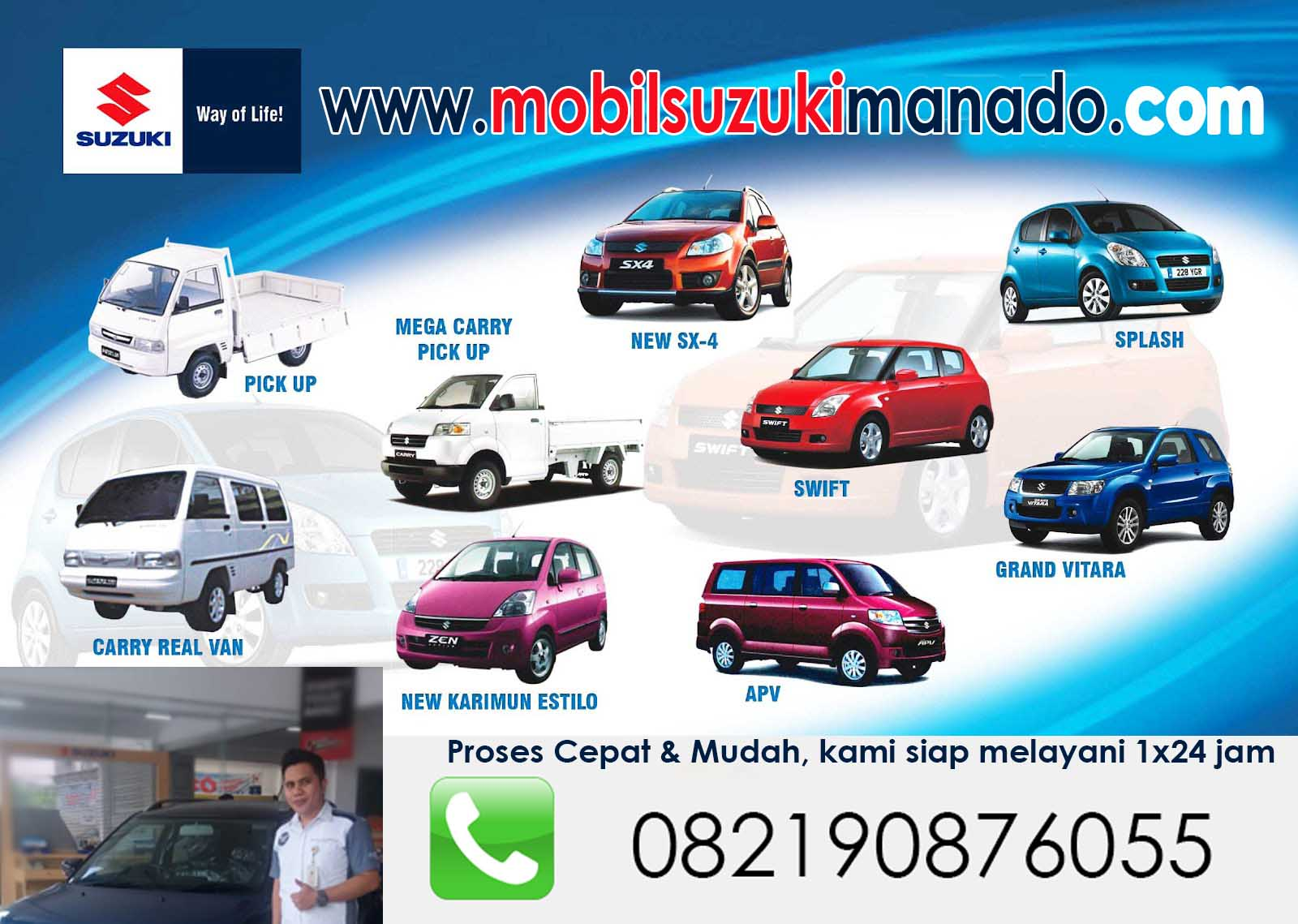 Cek Harga Mobil Suzuki Manado