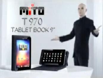 """Harga Mito T970, Tablet 9"""" Inci Murah Bisa Telepon Dan Sms"""