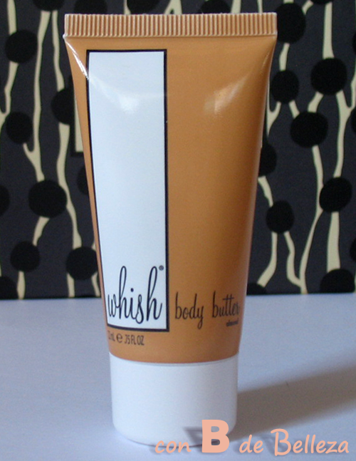Almond body butter de Whish