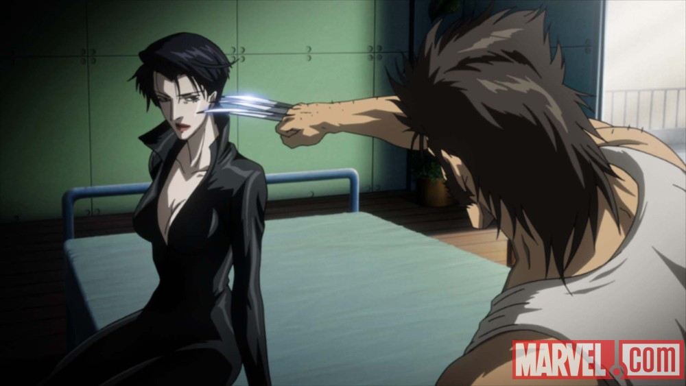 X Men Anime Characters : All things xpose wolverine men anime screens