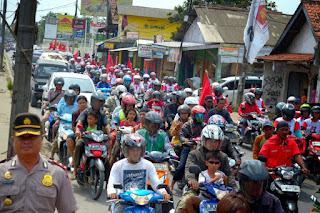 Warga Cianjur datangi kantor panwaslu