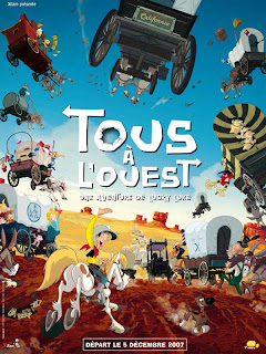 Go West A Lucky Luke Adventure - A Lucky Luke Adventure (2007)