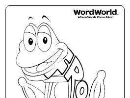 Chuggington Brewster Coloring Page