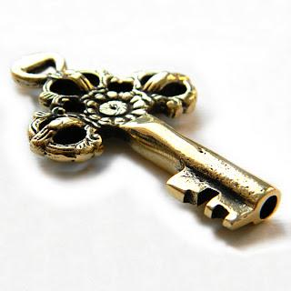 купить кулон ключ бронзовый глюкоморье украина россия