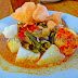 Resep Masakan Ketupat Sayur Labu Siam