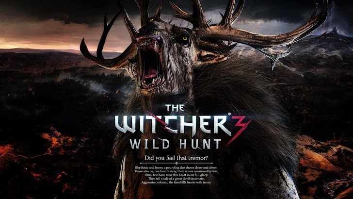 The Witcher 3 Monster