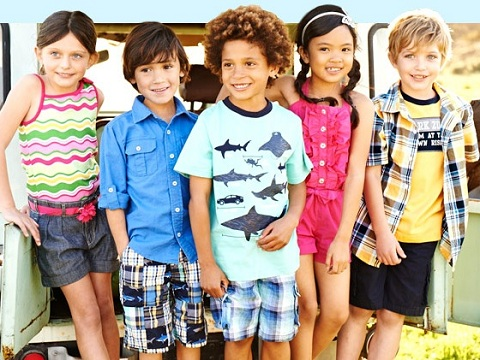 Gymboree summer collections
