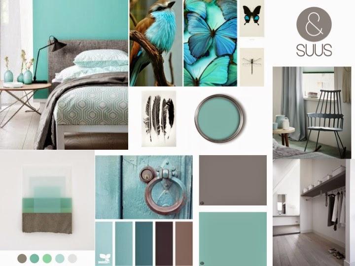Pastel Blauw Slaapkamer : Monthly Mood March Interieuradvies