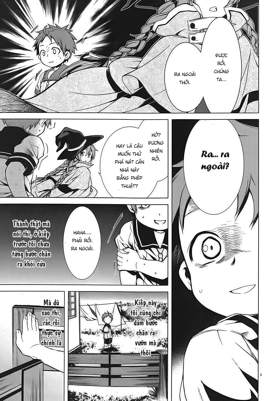 Mushoku Tensei - Isekai Ittara Honki Dasu - Chapter 2 - Pic 4