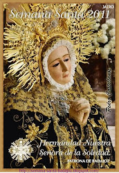 Cartel Hdad Nrta Sra de la Soledad